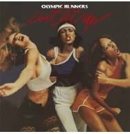Olympic Runners - Don't Let Up Mini LP CD (Read Description Below)