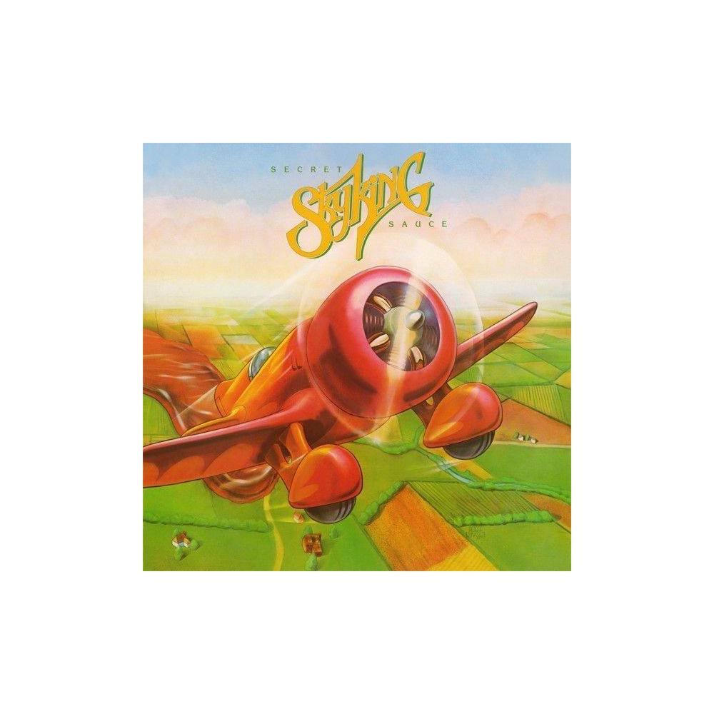 Sky King - Secret Sauce Mini LP CD (Read Description Below)