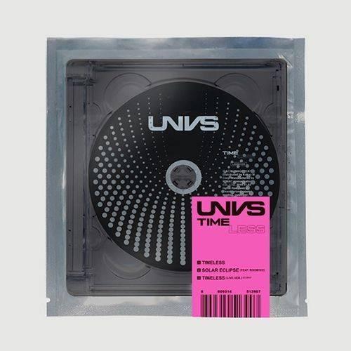 UNVS - Debut Single: Timeless CD