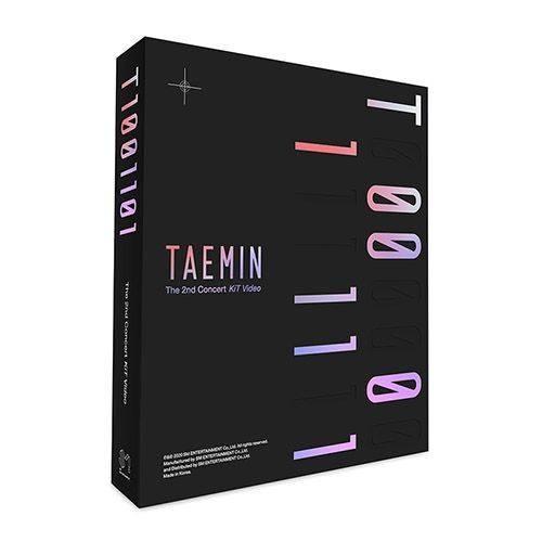 TAEMIN - 2nd Concert: T1001101 Kit Video