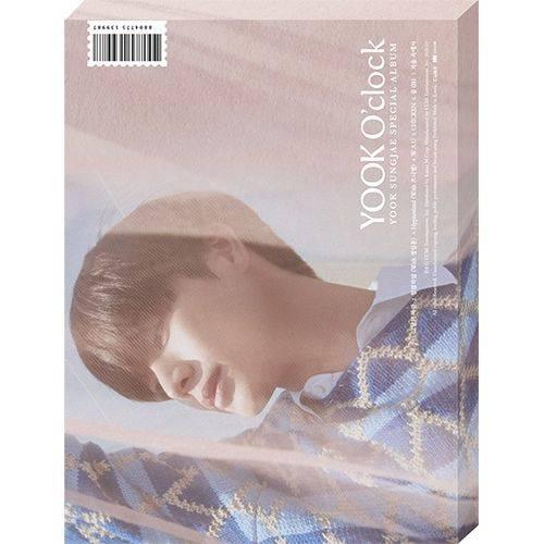 Yook Sungjae (BTOB) - Special Album: Yook O'clock CD