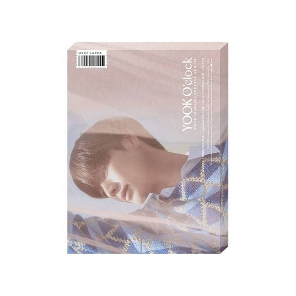 Yook Sungjae (BTOB) - Special Album Yook O'clock