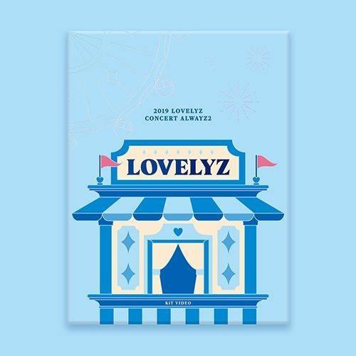 LOVELYZ - 2019 Concert Always 2 Kit Video
