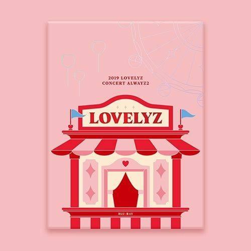 LOVELYZ - 2019 Concert Alwayz 2 Blu-Ray
