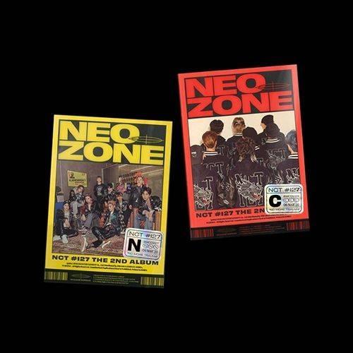NCT 127 - 2nd Album: NCT 127 Neo Zone CD