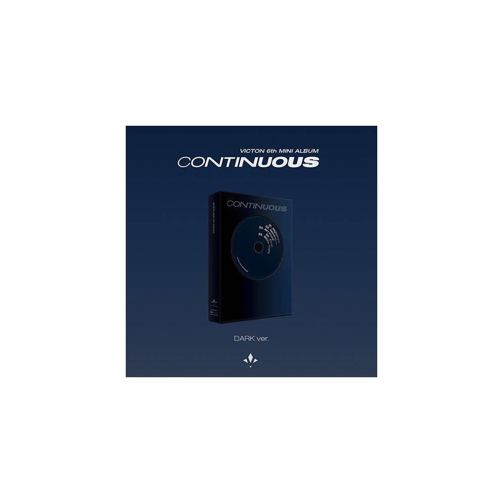 VICTON - 6th Mini Albm Continuous (DARK Ver.)
