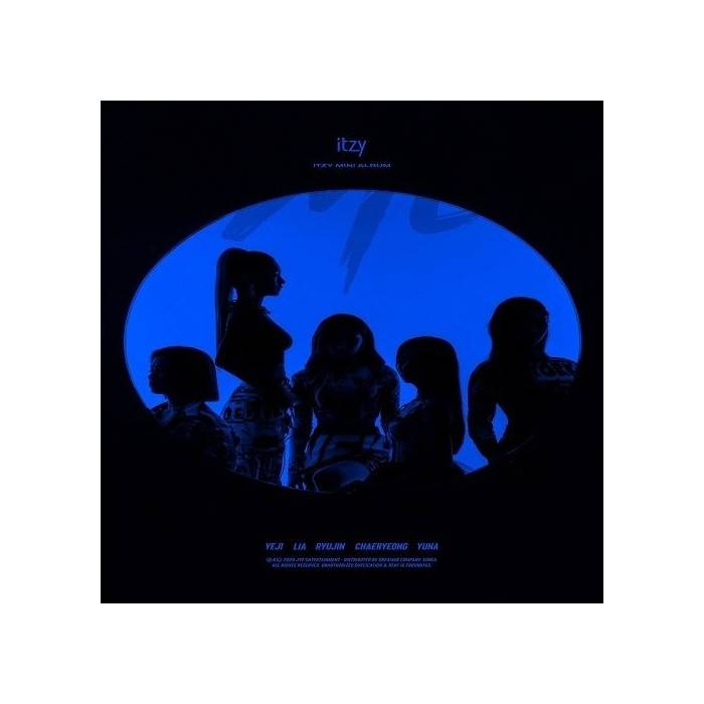 ITZY - Mini Album IT'z ME