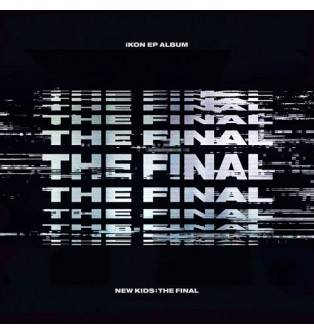 iKON - New Kids The Final EP (Blackout Ver.)