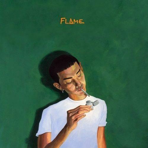 BLNK - 2nd Mini Album: FLAME CD