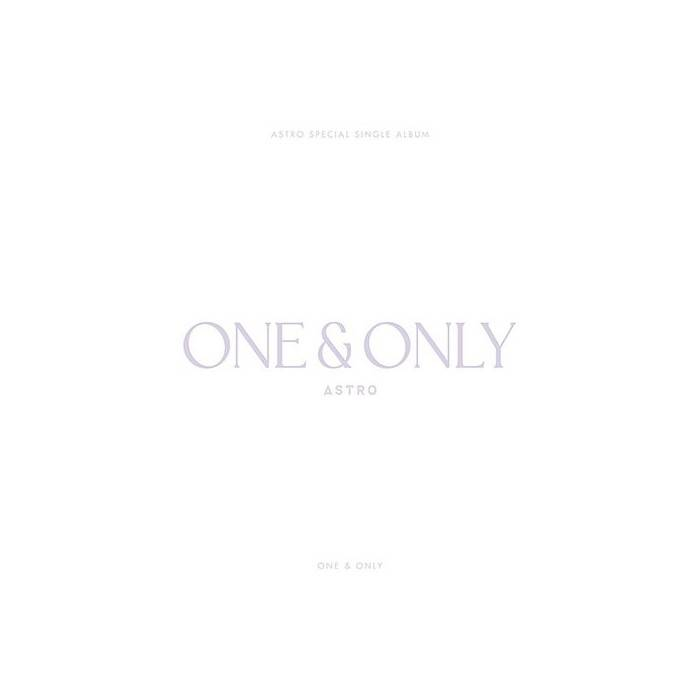 ASTRO - Special Single Album ONE & ONLY ONE