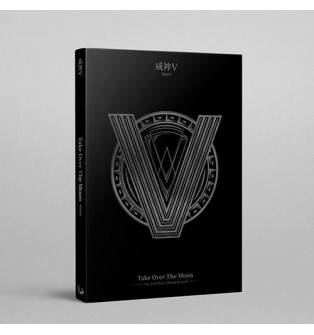 WayV - 2nd Mini Album Sequel: Take Over The Moon CD