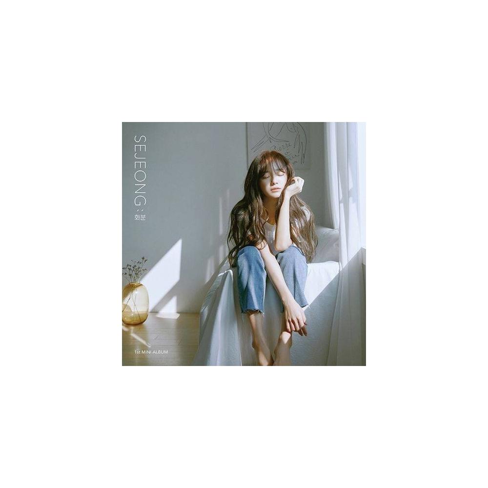SEJEONG - 1st Mini Album