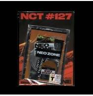 NCT 127 - 2nd Album Neo Zone (T Ver. Little Manufacturing Dent on Back Cover)