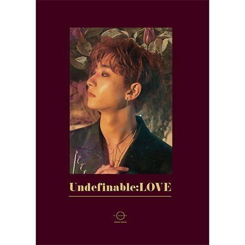 HONG EUNKI - 1st Mini Album Undefinable: LOVE
