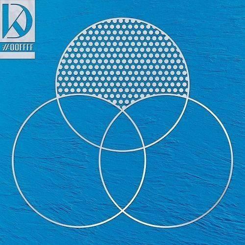 Daniel K - 1st Mini Album CYAN (Random Ver.)