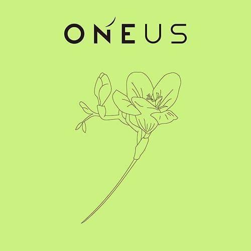 ONEUS - 1st Single Album: IN ITS TIME CD