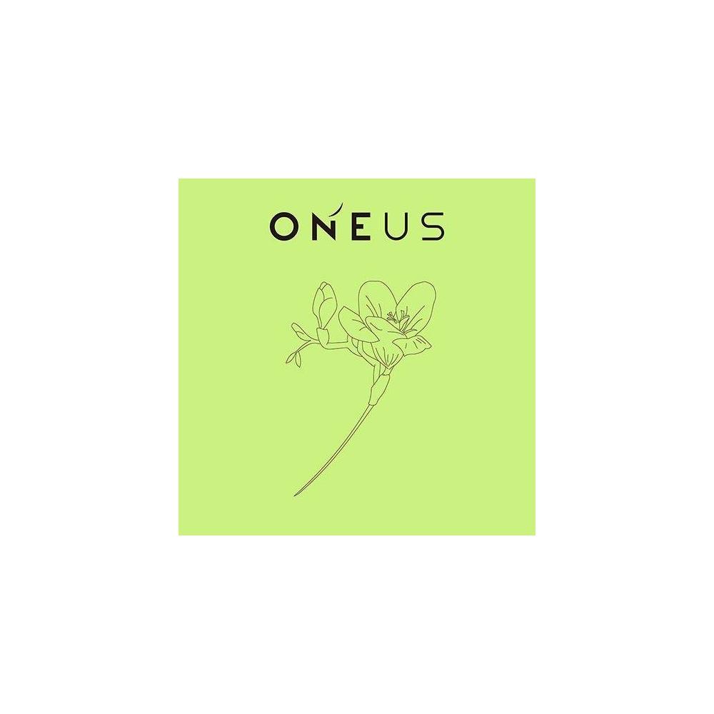 ONEUS - 1st Single Album IN ITS TIME