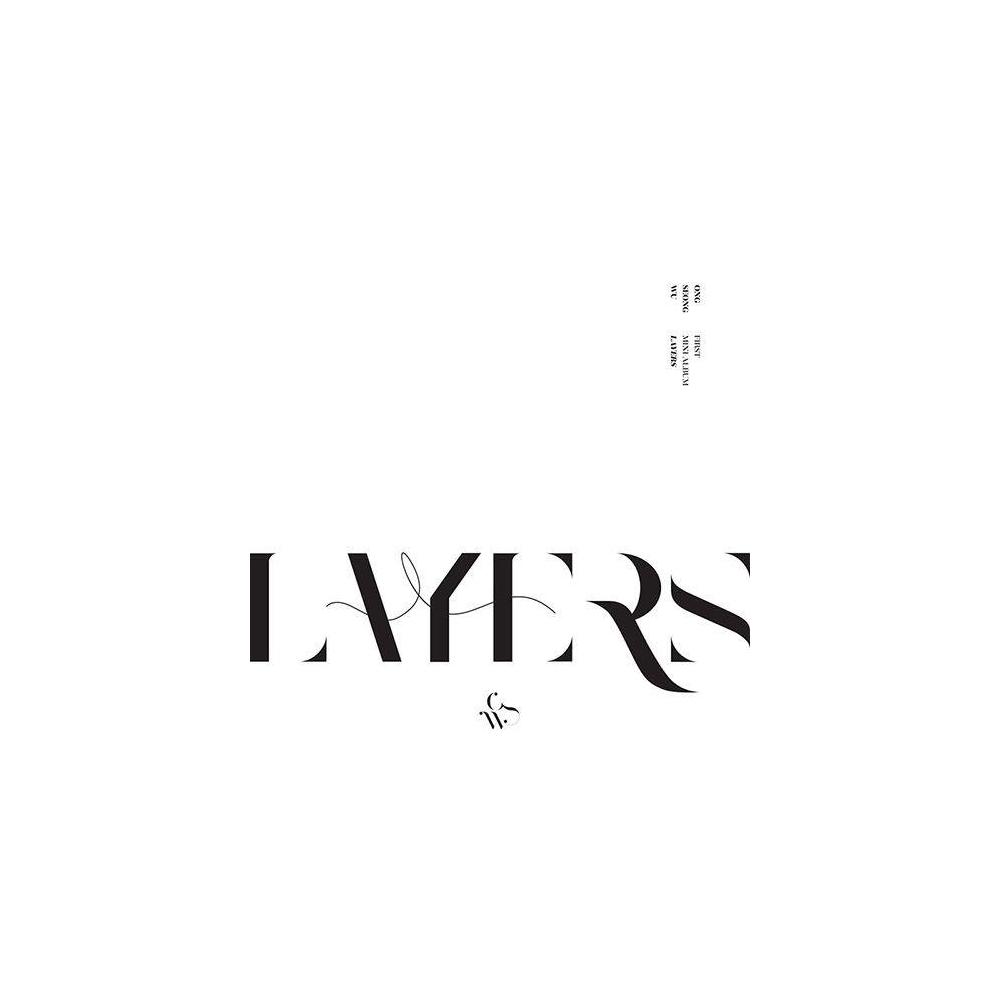 Ong Seong Wu - 1st Mini Album Layers (White Ver.)