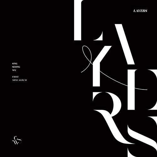 Ong Seong Wu - 1st Mini Album: Layers CD (Black Version, Postcard set available)