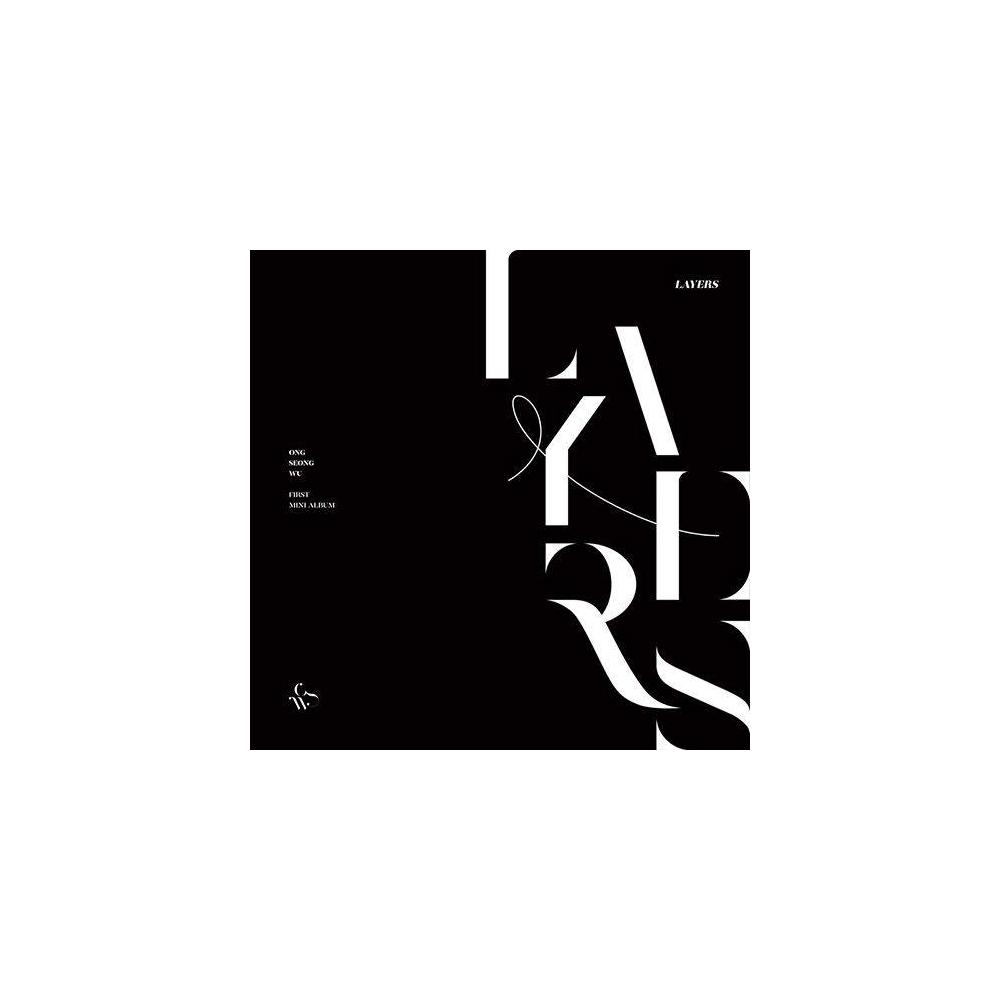 Ong Seong Wu - 1st Mini Album Layers (Black Ver.)