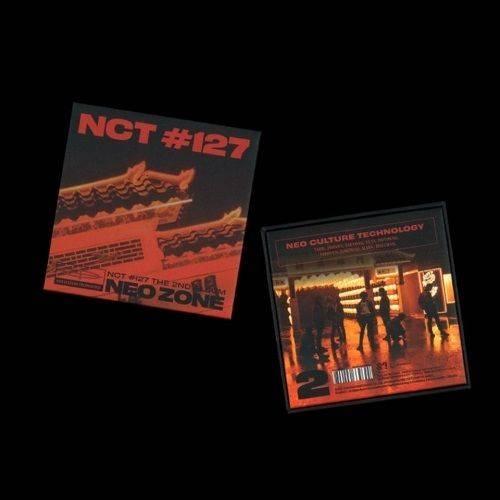 NCT 127 - 2nd Album NCT 127 Neo Zone Kit Album