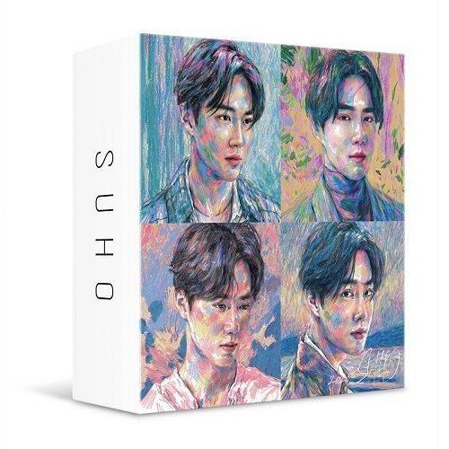 SUHO - 1st Mini Album Self-Portrait Kit Album