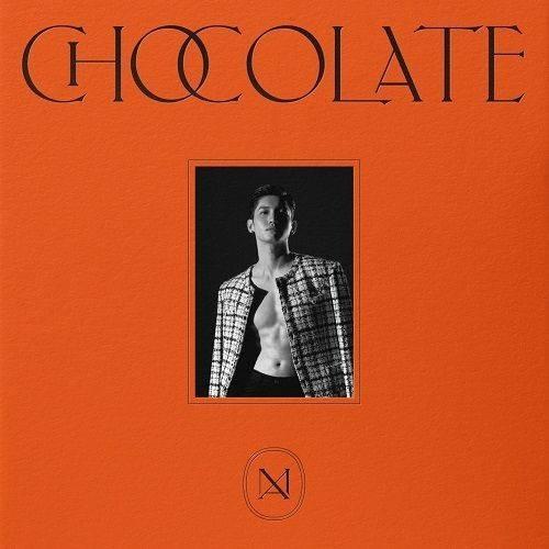 Max Chang Min - 1st Mini Album: Chocolate CD (Random Version)
