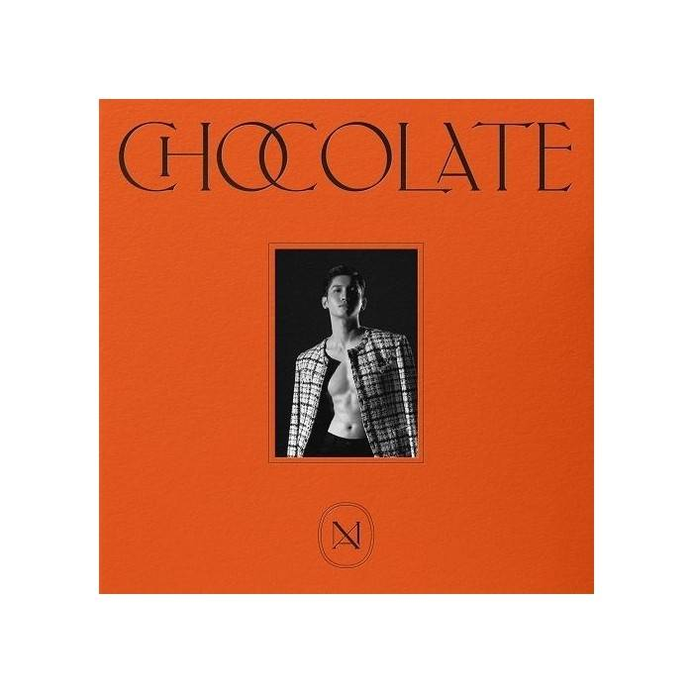 Max Chang Min - 1st Mini Album Chocolate (Random Ver.)