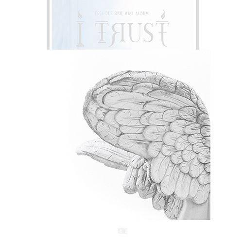 (G)I-DLE - 3rd Mini Album: I trust CD (Lie Version)