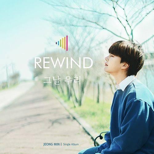 Jeong Min - 4th Single Album Rewind
