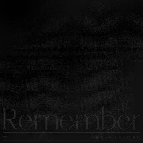 WINNER - 3rd Full Album Remember (US Ver.)