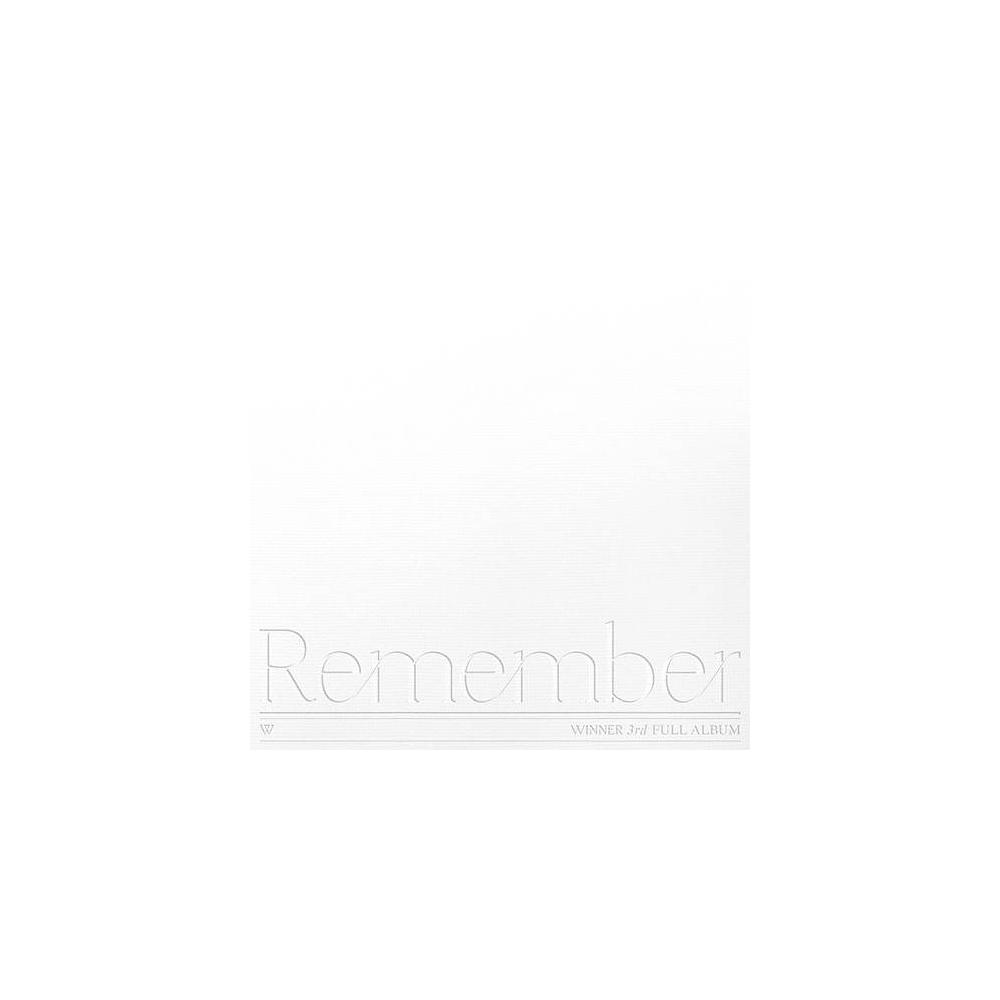 WINNER - 3rd Full Album Remember (YOU Ver.)