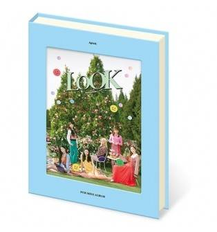 Apink - 9th Mini Album: LOOK CD (Joorilong Version)