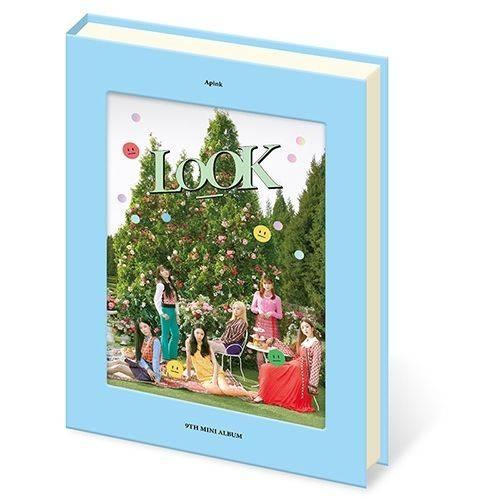 Apink - 9th Mini Album LOOK (Joorilong Ver.)