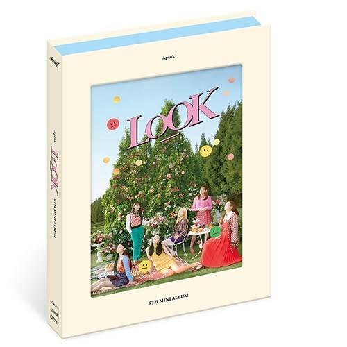Apink - 9th Mini Album: LOOK CD (YOS Version)