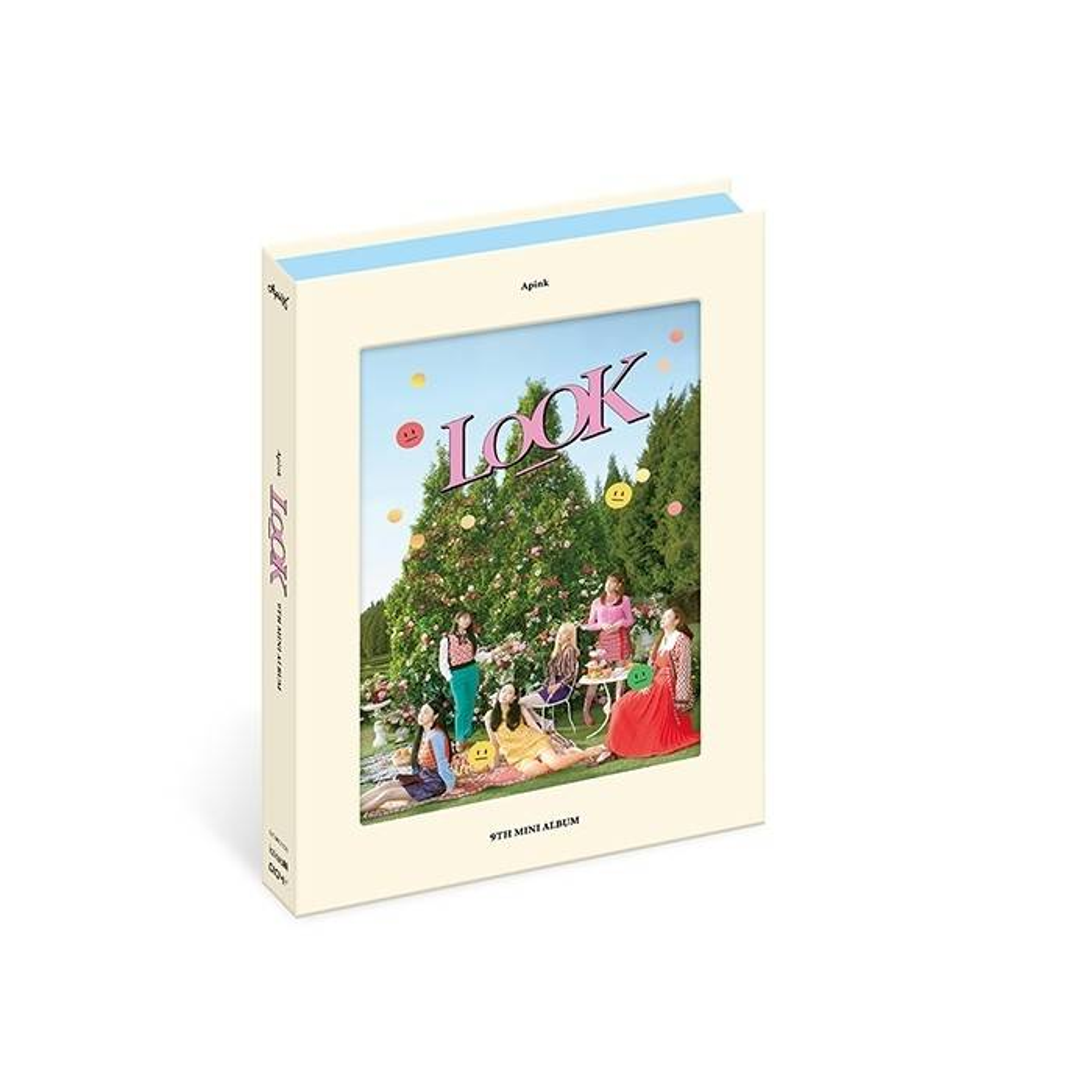 Apink - 9th Mini Album LOOK (YOS Ver.)