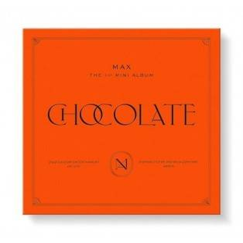 Max Chang Min - 1st Mini Album Chocolate (Kit Album)