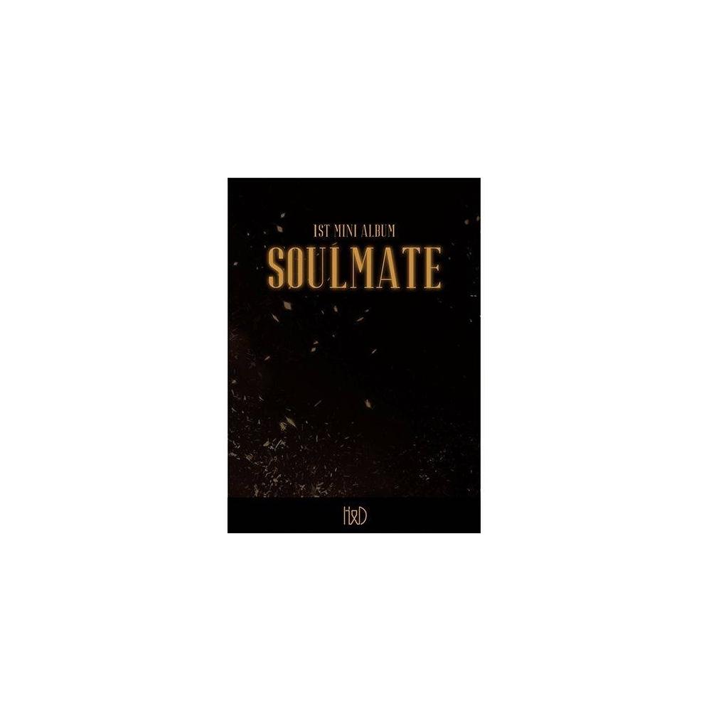 H&D - 1st Mini Album Soulmate (Soul Ver.)