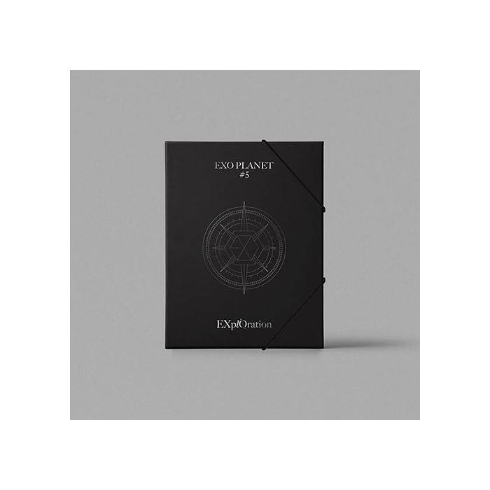 EXO - EXO PLANET 5 EXplOration Photobook & Live Album