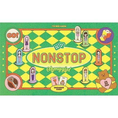 Oh My Girl - 7th Mini Album: NONSTOP CD (Random Version)