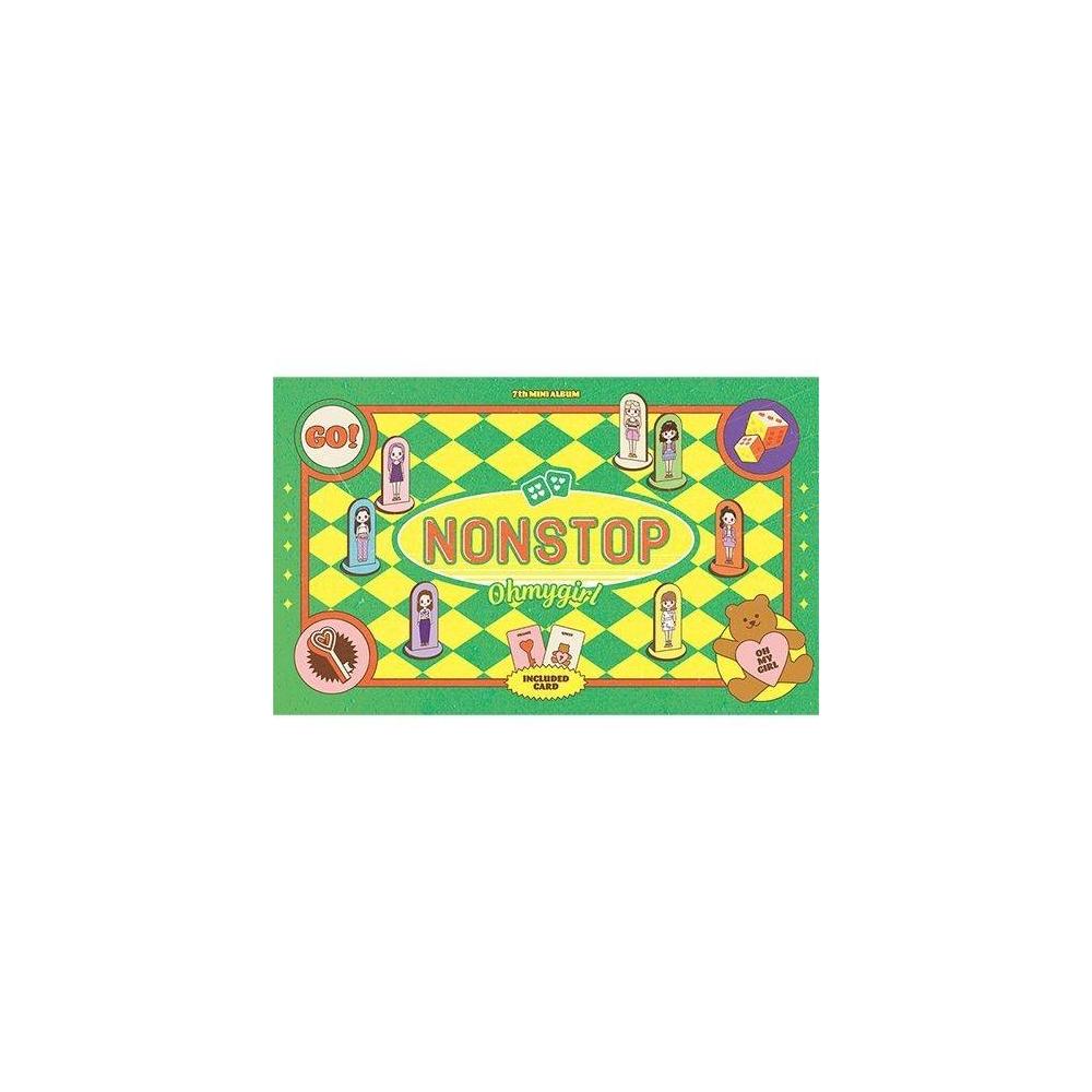 Oh My Girl - 7th Mini Album NONSTOP (Random Ver.)