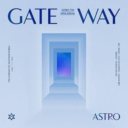 ASTRO - 7th Mini Album: GATEWAY CD (Another World Version)