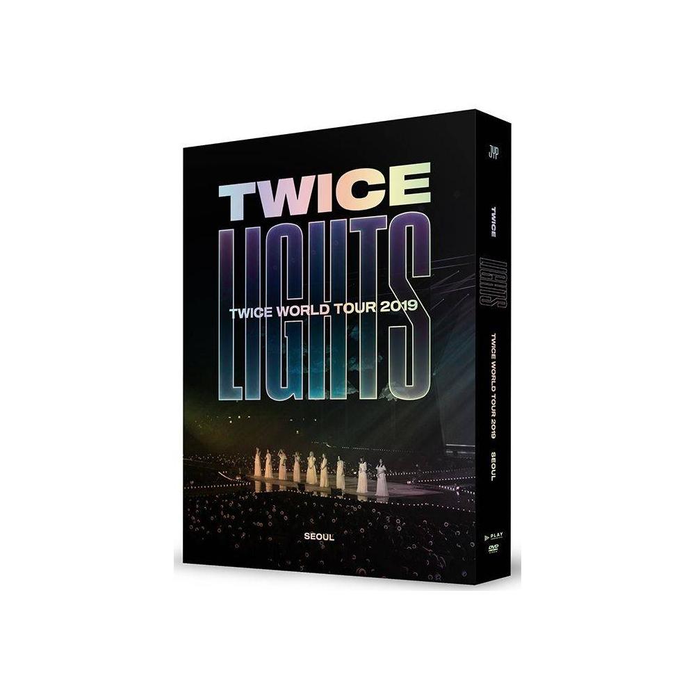 TWICE - 2019 World Tour 'TWICELIGHTS' In Seoul DVD