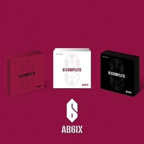 AB6IX - 1st EP B:COMPLETE (Random Ver.)