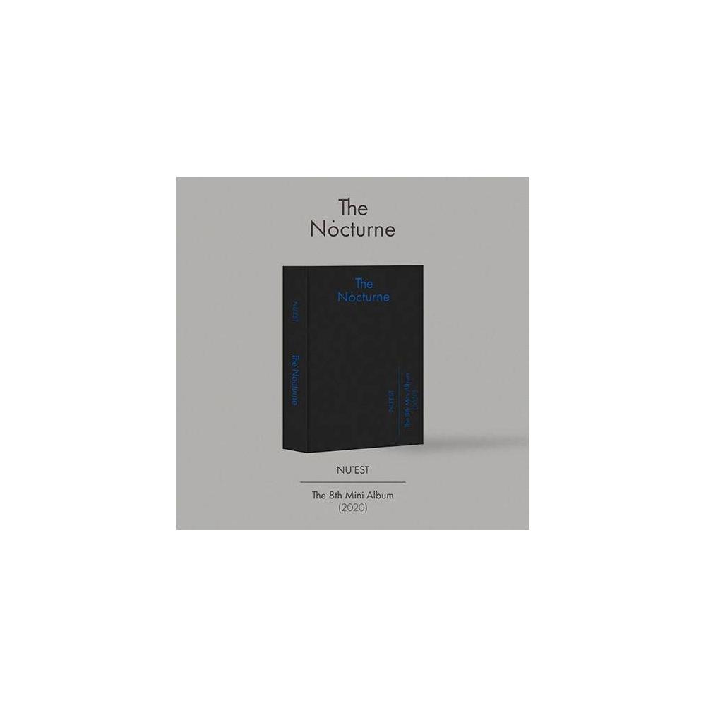 Nu'est - 8th Mini Album The Nocturne Kihno Album