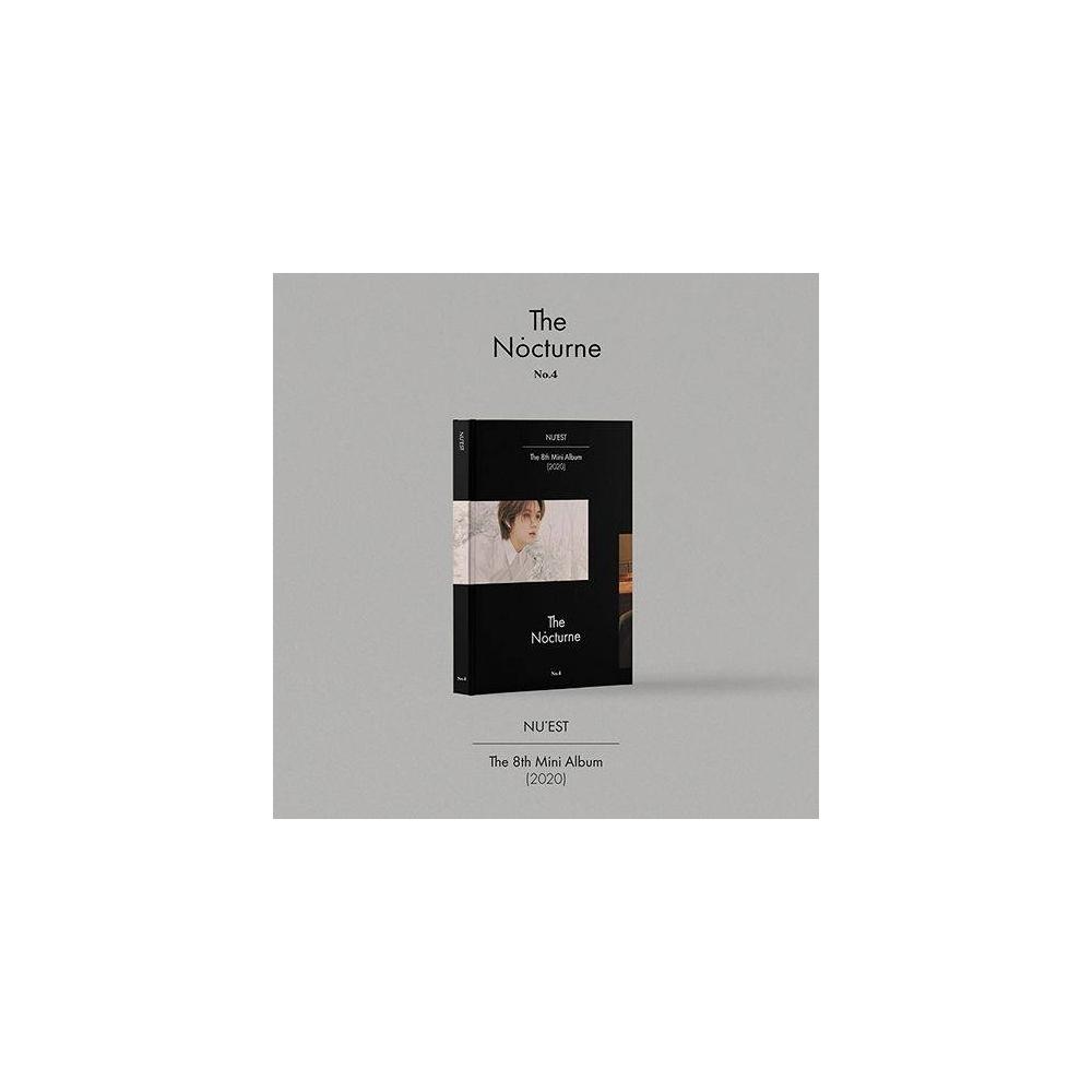 Nu'est - 8th Mini Album Nocturne (Ver. 4)