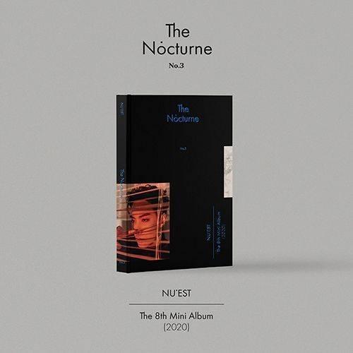 Nu'est - 8th Mini Album Nocturne (Ver. 3)