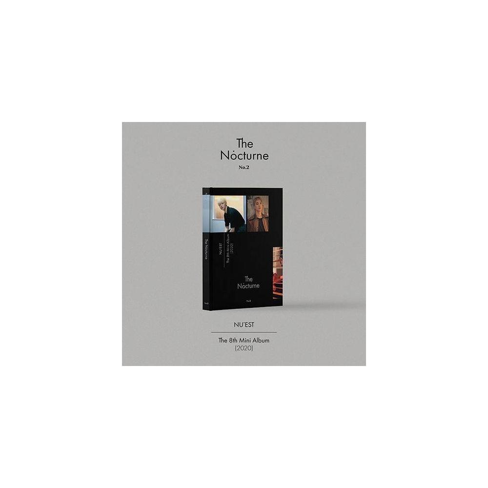 Nu'est - 8th Mini Album Nocturne (Ver. 2)