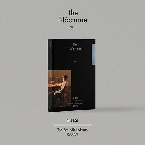 Nu'est - 8th Mini Album Nocturne (Ver. 1)