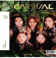BVNDIT - 2nd Mini Album: Carnival CD